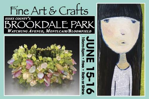 Brookdale Park Craft Show